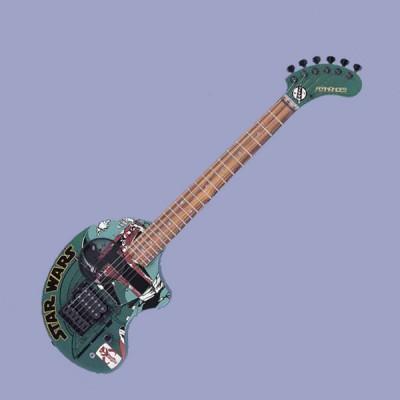 [Boba Fett's Guitar]