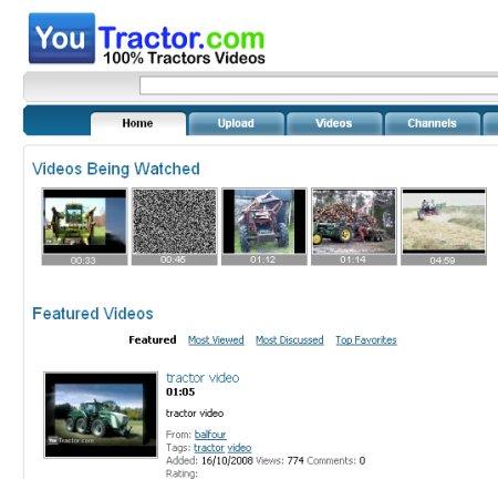 YouTractor.com